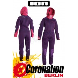 Ion Envee Drysuit 4/3 DL 2014 woman Trockenanzug Purple