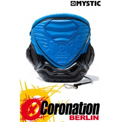 Mystic Warrior IV Trapez Hüfttrapez Kite Waist Harness Blue