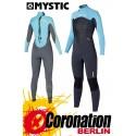 Mystic Star 5/4 D/L femme combinaison neoprène Blue
