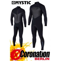 Mystic Black Star 5/4 D/L Neoprenanzug Black