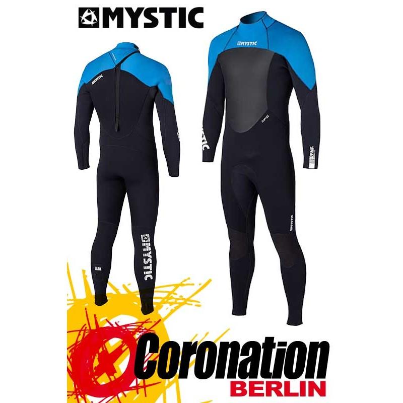 Mystic Star 5/4 D/L combinaison neoprène Blue