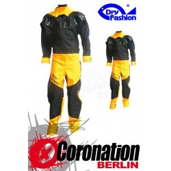 Dry Fashion Trockenanzug Black Performance Gelb