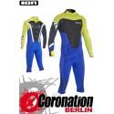ION Strike Overknee LS 4/3 DL combinaison neoprène Yellow/Blue