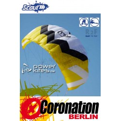 HQ Scout III Softkite 3.0 Lenkmate 3-Leiner Trainerkite