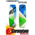 Cabrinha Stylus  Kiteboard 145cm avec pads et straps