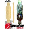 "Restless Deck Fishbowl 41"" Downhill Freeride Longboard-Deck"