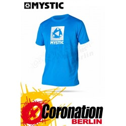 Mystic Star Quick Dry S/S Blue
