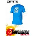 Mystic Star Quick Dry S/S Blue