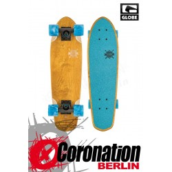Globe Blazer Mini Longboard Cruiser Natural Blue