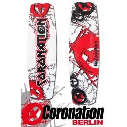Coronation Kiteboard Fakie Reloaded 138cm Freeride Freestyle