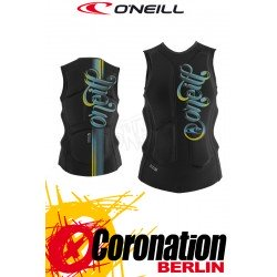 O'Neill Frauen Prallschutzweste Gooru Black/Spyglass