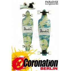 Paradise Complete Longboard Freestyle Foliage 38.0 x 10.125