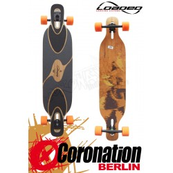 Loaded Dervish Sama Bamboo Longboard 109cm complèteboard