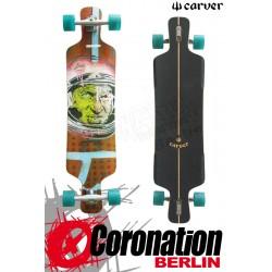 """Carver Drifter 41"""" Longboard Freeride Downhill Komplettboard"""