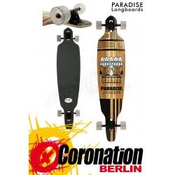 Paradise Komplett Longboard DropThrough Tiki Face 2.0 44.0 x 9.7