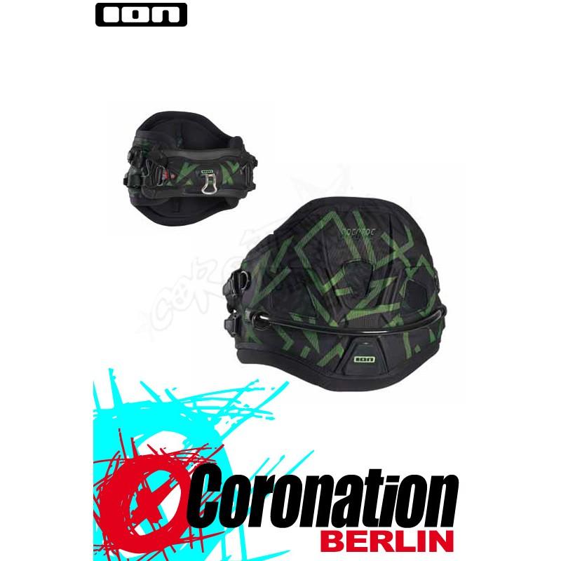 ION Spectre 2015 Kite Hüft Trapez Waist Harness black/green