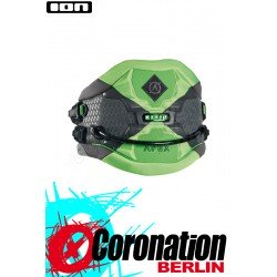 ION Apex 2015 Kite Hüft Trapez black/green Waist Harness