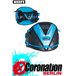 ION Rival 2015 Kite Hüft Trapez black/blue
