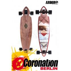 Arbor Mindstate Walnut complete Longboard