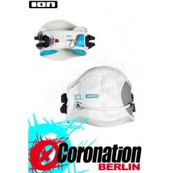 ION Sol 2015 Hüfttrapez Frauen Kite Waist Harness White
