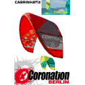 Cabrinha Contra 2015 Leichtwind Performance Kite 13m²