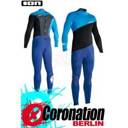 ION Strike Semidry 5/5 DL neopren suit 2015 blue