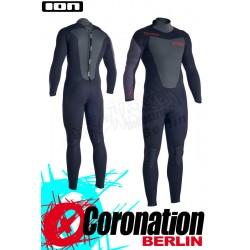 ION Element Semidry 5,5 DL neopren suit black