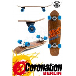 Mindless Daily Grande Brown Komplett Longboard
