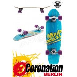 Mindless Daily Grande Blue Komplett Longboard