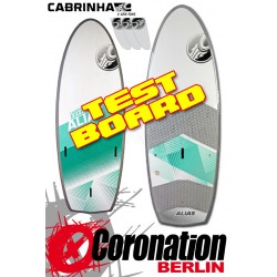 Cabrinha Alias TEST light wind-WAFFE