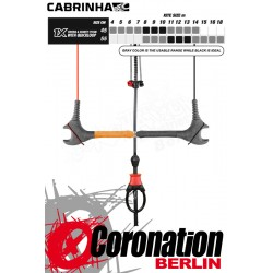 Cabrinha 1X Fix Bar Control System 2015