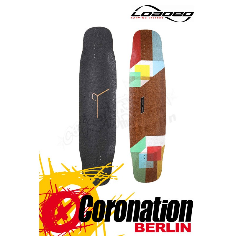 "Loaded Tesseract 39"" Deck"