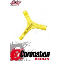 Enuff Y-Tool Skatetool Yellow