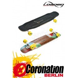 "Loaded Tesseract 39"" Komplett Longboard"