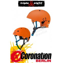 Triple Eight Brainsaver Switze Orange
