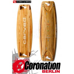 Carved Imperator 5 Kiteboard Custom Wood Flex