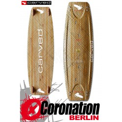Carved Imperator 5 Kiteboard Custom Wood X-Carbon Flex