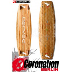 Carved PXT 4 Kiteboard Custom Wood Flex