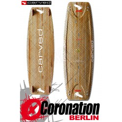 Carved Tantrum 5 Kiteboard Custom Wood X-Carbon Flex