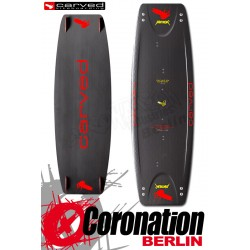 Carved Tantrum 5 Kiteboard Custom Full Carbon Flex