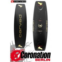 Carved Imperator 5 Kiteboard GOLD Custom Full Carbon Flex
