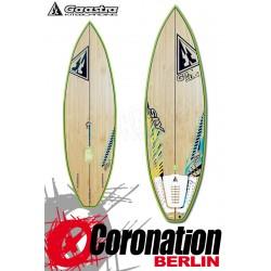 Gaastra SLY Bamboo Surfboard Wave-Kiteboard 5'8