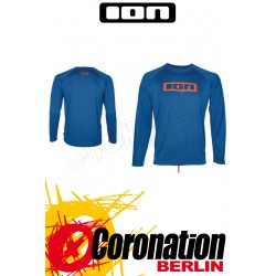 ION Wetshirt LS turkish blue