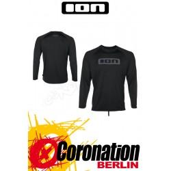 ION Wetshirt Logo LS black