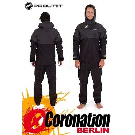 Prolimit Hydrogen Hooded Drysuit 2015 Trockenanzug