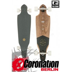 Globe The Cutler Longboard Walnut