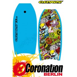 Osprey Sticker Blue Bodyboard