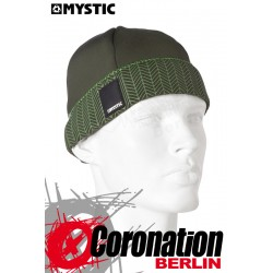 Mystic Neoprene Beanie 2mm - Army