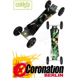 Scrub GLD-DH Freeride Landboard Mountainboard