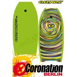 Osprey Cyclone vert Bodyboard
